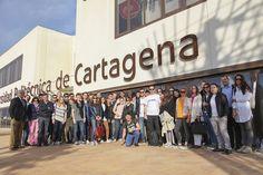 https://flic.kr/s/aHskwnKWCT | Scrum Cartagena 2016 EU-XCEL Tuesday | Treinta y cuatro estudiantes de nueve países participan del 8 al 13 de Mayo en el Scrum Cartagena 2016, una iniciativa del programa de aceleración de startups EU-XCEL financiado por la Comisión Europea en su programa Horizonte 2020 y en el que participa Cloud Incubator Hub.  Los estudiantes aprovecharán su estancia en Cartagena para conocer la Comarca. El lunes tuvieron la oportunidad de conocer la bocana del Puerto a…