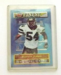 Topps Finest Rookie Star Football Card Marvin Jones $4.99 Free Shipping!