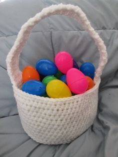 Easy easter basket easter baskets easter and crochet happy friday and happy first day of spring one of my favorite things to do this time of year is create easter baskets for my boys negle Gallery