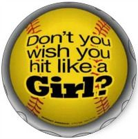 Girls softball cheers and chants