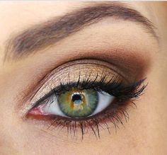Green eyes      Have you seen the new promotion Real Techniques brushes makeup -$10 http://youtu.be/Ma9w3IGLEzA