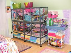 amazing cage....I hope to have this someday