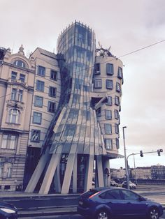 Prague, dancing house