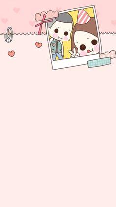⋈*⋆愤怒de小他的她✿✿ฺ iPhone5,手机壁纸,韩系,可爱,萌,套图。