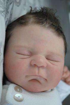 ~Bespoke Babies~'Julien' Elisa Marx Full Vinyl Body Reborn Baby Boy~