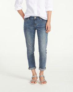 Tema Slim Boyfriend Jeans