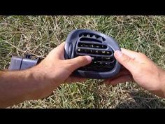 (4) Air Vent cleaning (Xsara Picasso) - YouTube