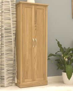 Solid Oak DVD Storage Cupboard Carefully Constructed From Solid Oak  Obtained From Sustainable European Sources,