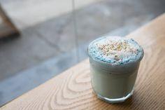 This Williamsburg Cafe Is Selling $9 Unicorn Lattes: Gothamist
