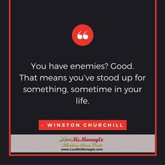 Famous Women Quotes, Winston Churchill, Your Word, Woman Quotes, Stand Up, Meant To Be, Words, Inspirational, Life