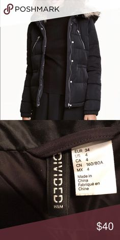 H&M Padded Jacket In excellent condition!! H&M Jackets & Coats