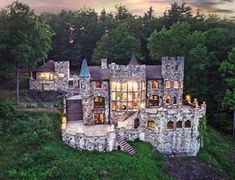 Vacation Alert: You Can Rent Castles for Less Than $50 a Night There has never been a more affordable way to live like royalty. These unique home rentals will make sure you never stay in a hotel again. Bolton Landing, Lake George Ny, Adirondack Mountains, Boat Rental, Lake Life, Weekend Getaways, Best Hotels, Vacation Spots, The Great Outdoors