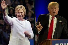 cool UPI/CVoter state poll: Three states key to Hillary Clinton, Donald Trump winning election