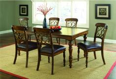 Hillsdale Furniture - Bergamo 7pc Dining Set