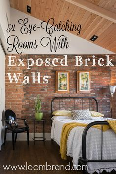 Who wouldn't want exposed brick wall in his room? It instantly makes your home pretty gorg. Accent brick walls are very trendy, modern, cool and they look perfect with any décor style. Exposed brick walls became popular in late 1900s because many people found that it was far less expensive to expose the brick in …