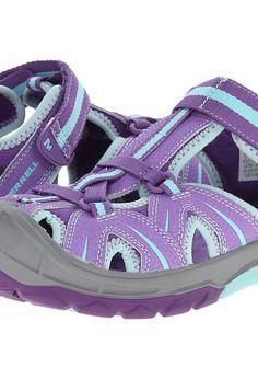 Merrell Kids Hydro (Big Kid) (Purple/Blue) Girls Shoes - Merrell Kids, Hydro (Big Kid), MY53377, Footwear Open Athletic, Athletic, Open Footwear, Footwear, Shoes, Gift, - Fashion Ideas To Inspire