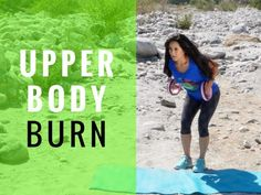 7-Minute Upper Body Burn Out - YouTube