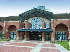 Georgia Sports hall of fame - Macon GA