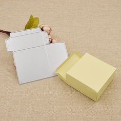 New Design Gift Box Metal Cutting Dies Stencils Scrapbooking Album Embossing Paper Card DIY Scrapbooking Dies Metal Gift Box *** Continue with the details at the image link. #HomeDecor