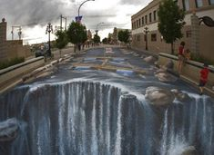 Coolest 3D Street Art Paintings Here is a collection of some of the most amazing and cool 3D street art. This innovative idea of turning the dark and gloomy streets into art is simply astonishing. It takes a lot of…