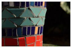 Maceta n18 / Triangulos