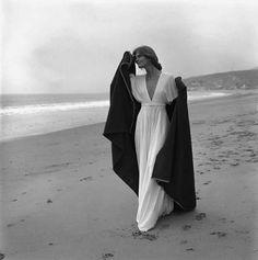 MelvinSokolsky,Candice Bergen, Mailbu, 1967