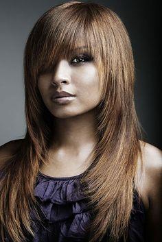 Coupe De Cheveux Long Femme à idée de vos cheveux     - de andre