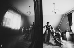 Laura + Richard | Hungary, Pecs | October 2015 | Moments for Centuries » Wedding Photography by Alex Iordache | Fotografie de nunta cu Alex Iordache | black wedding dress | halloween style wedding | black wedding dress | autumn wedding