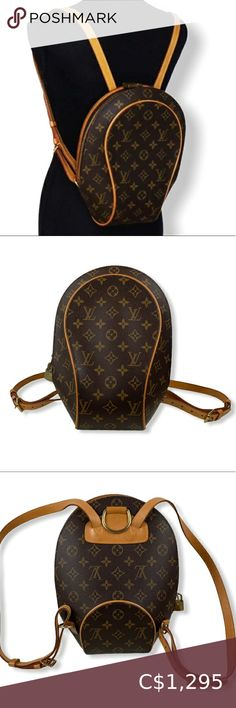 Check out this listing I just found on Poshmark: Louis Vuitton Ellipse Sac A Dos Backpack. #shopmycloset #poshmark #shopping #style #pinitforlater #Louis Vuitton #Handbags