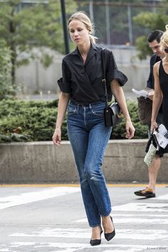 new ways to wear your button down shirt