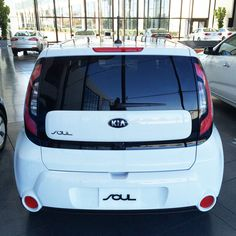 Showing off our latest and greatest at the Kia Headquarters, including the 2015 Kia Soul. http://spr.ly/2015KiaSoul