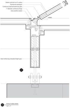 Advanced Curtain Walls : Columbia Abstract