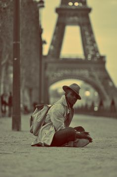 Parisian portrait