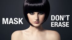 Photoshop: Don't Erase! Mask Instead! Layer Mask is one of the first things I learned in PhotoShop. Watch the video to find out why you should use it.