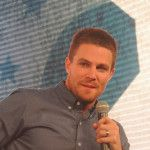 NerdHQ 2014 Stephen Amell Photos and Panel