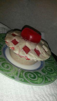 Soap cherry pie... yum upamperu.com