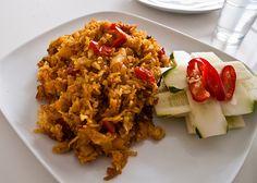 Famous Tasty Biryani Dish in Dubai, UAE