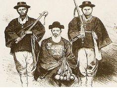 독일인 지그프리드 겐테의 견문기의 대한 제국 고종황제 초상 수채화 1899년 독일인 지그프리드 겐테가 190...
