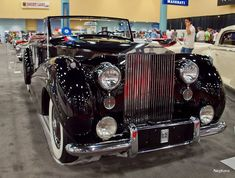1950 Rolls Royce/ now that's a car!