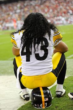Troy Polamalu Pictures - Pittsburgh Steelers - ESPN