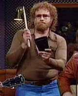 We need more Cow Bell SNL Saturday Night Live Behind the Music Blue Oyster Cult Don't Fear the Reaper Spoof Skid, Very funny with Will Ferrel and Christopher Walken. Will Ferrell, I Love To Laugh, Make Me Smile, Just For Laughs, Just For You, Snl Cast Members, More Cowbell, Snl Skits, Blue Oyster Cult