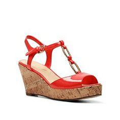 Unisa Oralee Wedge Sandal