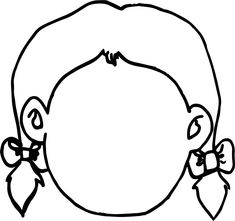 The wonderful Blank Face Drawing At Paintingvalley Cute Coloring Pages, Cartoon Coloring Pages, Free Printable Coloring Pages, Coloring For Kids, Adult Coloring Pages, Free Coloring, Coloring Book, Colouring, Pattern Block Templates