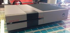 Video Game Crafts 'N Gear #51: NES-Style Xbox One/PS4, Retro Projector Cake, TF2 Short