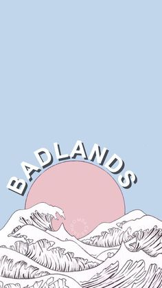Lockscreens — Halsey badlands lockscreens