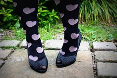 Heart tights.