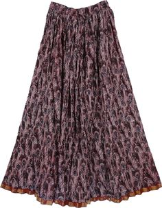 BOHEMIAN FASHION | Cocoa Bohemian Fashion Skirt | Clothing | Crinkle - Shop for bags ...