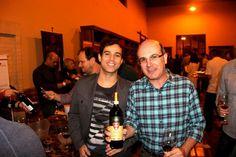 Chaves Oliveira Wines na 4° Degustação de Vinhos do Armazém Geral em Ribeirão Preto-SP, apresentando com sucesso seus rótulos italianos: - Chianti Badiolo 2015 www.chavesoliveira.com.br/ (11) 2155 0871/ sgrael@chavesoliveira.com.br