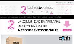 Business to business (B2B) #cepyme #negocios #pymes #negocio #zesis http://www.zesis.com/wp-content/uploads/2013/08/b2b_vista_web1.png