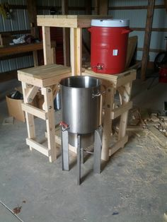 Collapsible Brew Stand In 2019 Homebrew Brew Stand